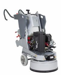 Lavina 20GE propane-powered grinding and polishing planetary machine