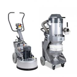 Set of LAVINA 16EU + V20EU vacuum