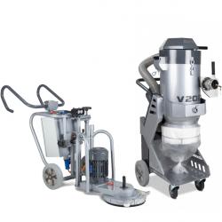 Set of Lavina 13EU + V20EU vacuum