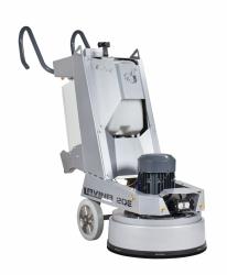 Lavina 20EU grinding and polishing planetary machine