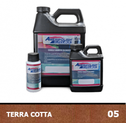Ameripolish SureLock barwnik do betonu kolor Terra Cotta