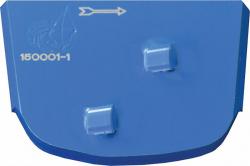 Segment do zdzierania powierzchni QuickChange EPCD-L bez paska