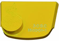 DO MIĘKKIEGO BETONU segment diamentowy pojedynczy (okrągły)