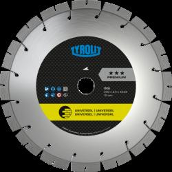 Tarcza Diamentowa Tyrolit C73W 2,4mm 22,23mm 230mm