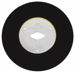 Holder gumowy na rzep do maszyn Lavina S,X Ø175mm