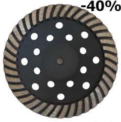 EX Tarcza Diamentowa 125mm do szlifowania XC Turbocup DGW3 do twardego betonu -40%