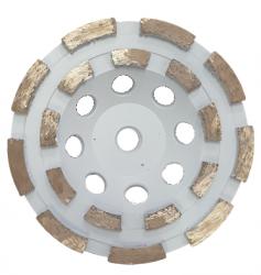 EX Tarcza Diamentowa 125mm do szlifowania XC Turbocup DGW08 do twardego betonu