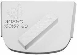 DO BARDZO TWARDEGO BETONU segment diamentowy pojedynczy (prostokątny)