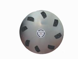 Dysk do zacieraczki 600 mm z 8 holderami XQC Lavina