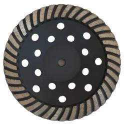 EX Tarcza Diamentowa 125mm do szlifowania XC Turbocup DGW3 do średnio twardego betonu