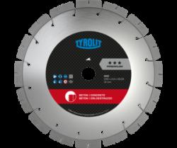 Tarcza Diamentowa Tyrolit C73W 3,2mm 25,4mm 350mm