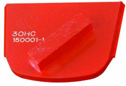 DO TWARDEGO BETONU segment diamentowy pojedynczy (prostokątny)