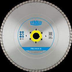 Tarcza Diamentowa Tyrolit C77W 3,9mm 25,4mm