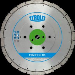 Tarcza Diamentowa Tyrolit C73SW 2,4mm 25,4 mm