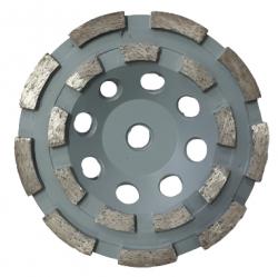 EX Tarcza Diamentowa 125mm do szlifowania XC Turbocup DGW08 do średnio twardego betonu