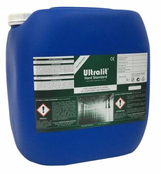 Ultralit Hard Standard krzemian litu do betonu 12%