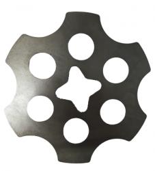 Стопорная плита для инструмента на головку 9