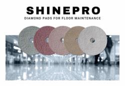 Чистящий пад ShinePro 24 дюйма (610 мм) с микроалмазом